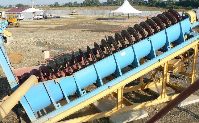 Спиральный классификатор в Рославль горно шахтное оборудование в Саратов